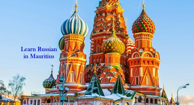 Learn Russian in Mauritius with Studiful.com