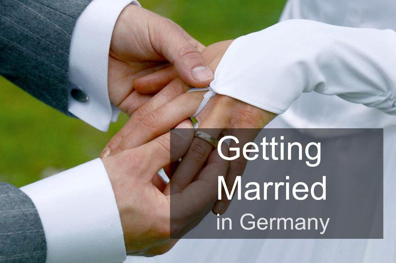 Visa for Germany as spouse.